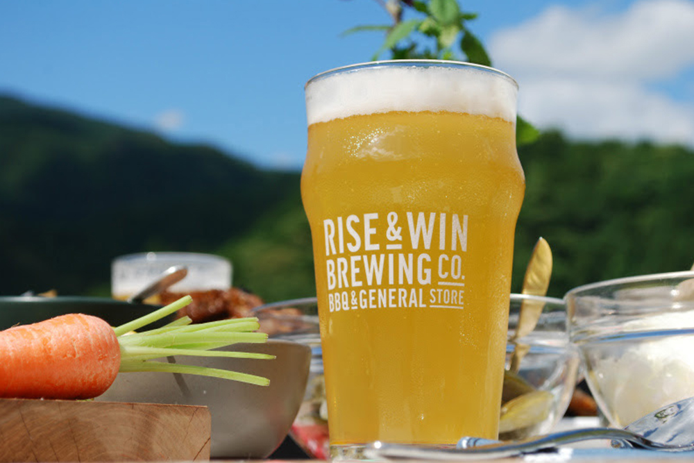 画像:【徳島】RISE&WIN Brewing CO.